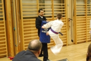 Spring Coloured Belt Grading - 2012