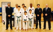 Winter Coloured Belt Grading - 2011